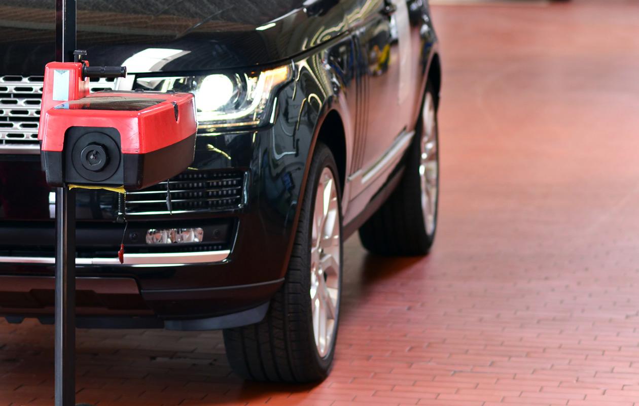 Les points de contrôle technique automobile : l'éclairage
